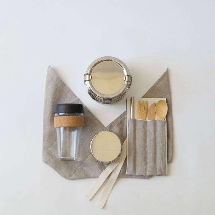 zero waste lunch kit