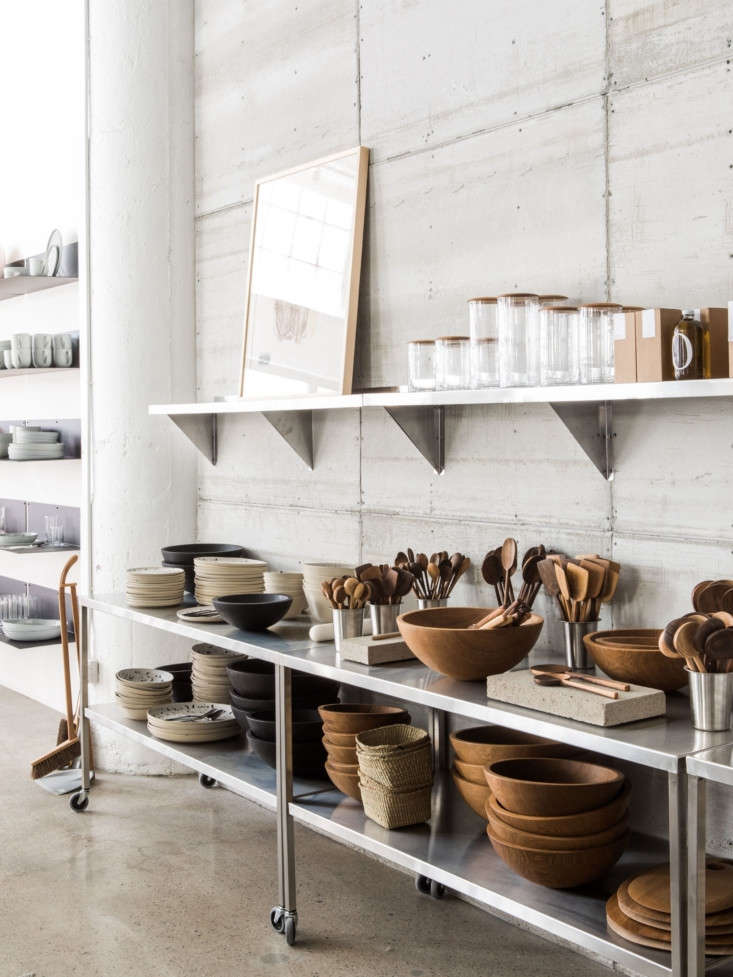 stainless steel shelving and carts from restaurant supply stores hold all the c 11