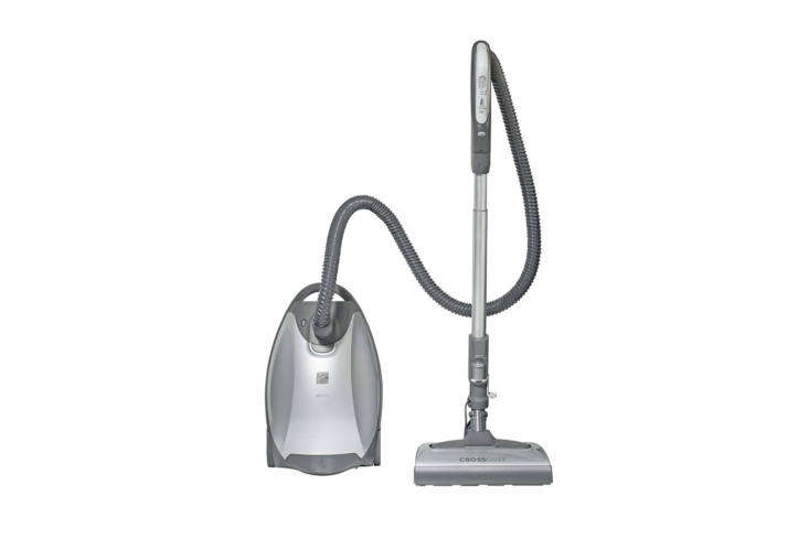 the kenmore elite \2\18\14 pet & allergy friendly crossover canister vacuum 15