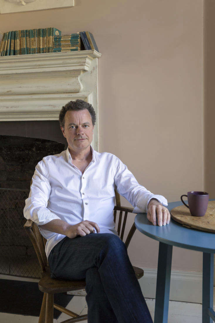 Nick Gilpin purchased the house in —and had the resources and stamina to see it through. &#8