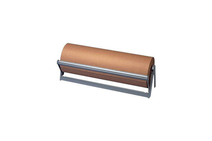 The -inch wide Kraft Paper Roll is $.89 from Staples. See how other restaurants like San Francisco&#8
