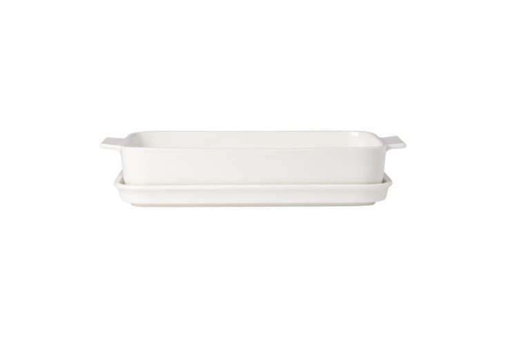 The Villeroy & Boch Clever Cooking Medium Rectangular Baker with Lid is $4loading=