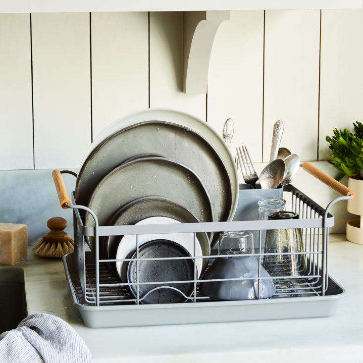 Trending on The Organized Home Organization Inspiration A dish rack so good it had a \1,500 person wait list? We were shocked too, but it&#8\2\17;s true. Read about what makes it so great inEveryone Wants This 'It' Dish Rack (It Even Had a Wait List!). Photograph courtesy of Food5\2.