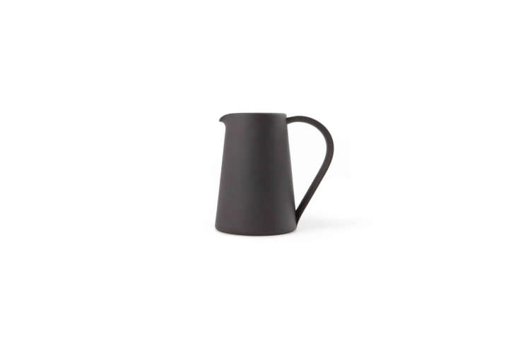 The Another Country Pottery Series Black Pitcher is £49.30 at Another Country.