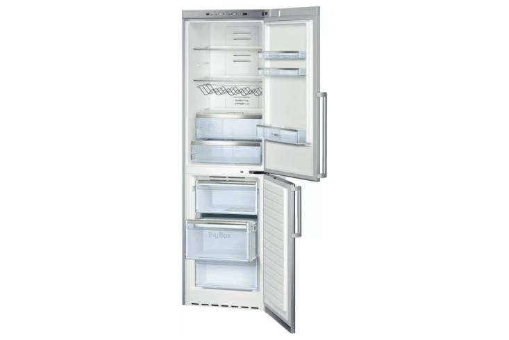 The Bosch 500 Series -Inch Counter Depth Bottom Freezer Refrigerator (Bloading=