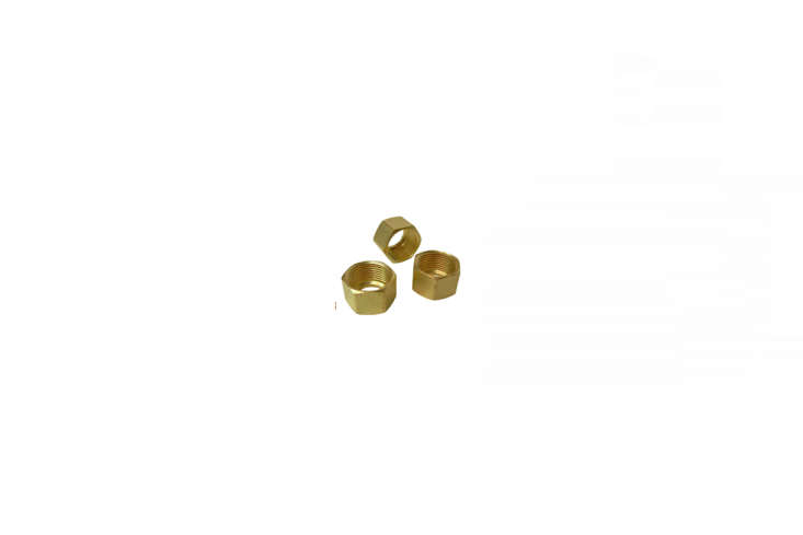 brass compression nuts three pack from home depot 28
