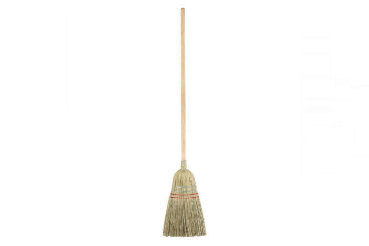 well made brooms need not be expensive; look at your local hardware store for a 32