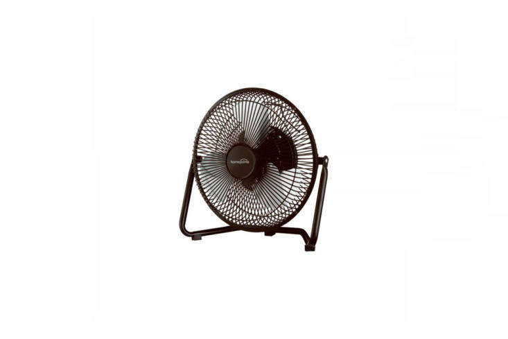another dependable hardware store find: the hardworking metal fan. awestpoint 31