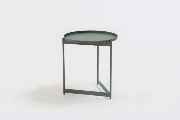 The Phoenix Butler Table comes in six different colors from Jardin in Melbourne, Australia. Contact Jardan for price and ordering information. For more on Jardan furniture see our postSmall Footprint Furniture from a Melbourne Design Duo.