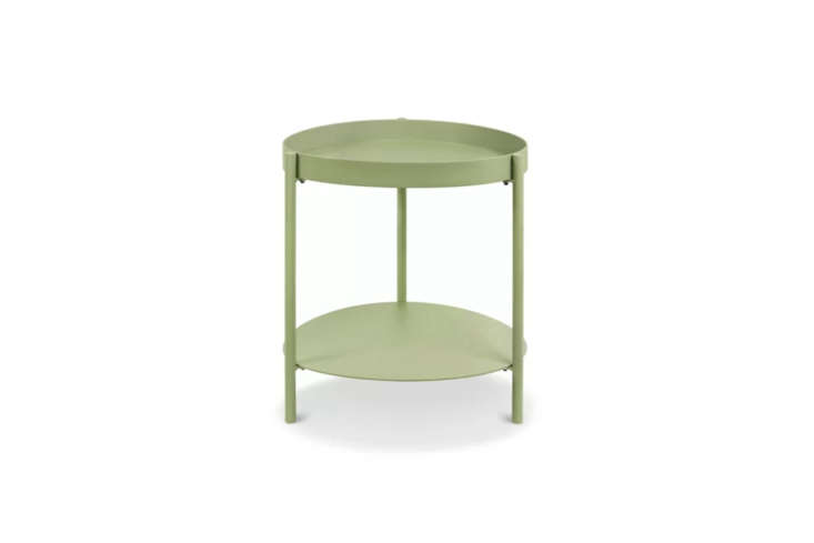 The Joss & Main Midcentury End Table in Green, Black, or Taupe is $97.99 at Joss & Main.
