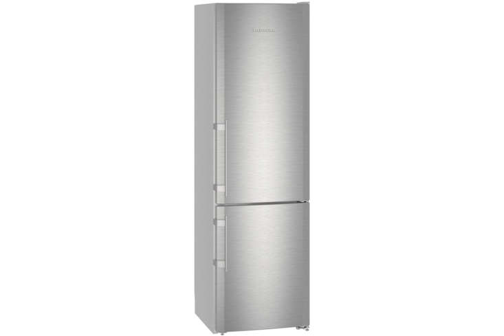 The Liebherr -Inch Counter-Depth Bottom Freezer Refrigerator (CS60) is  / inches deep; $3,9 at Appliances Connection.