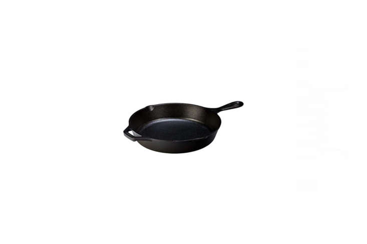 a welcome hardware store regular: the indestructible cast iron pan. the lodge \ 23