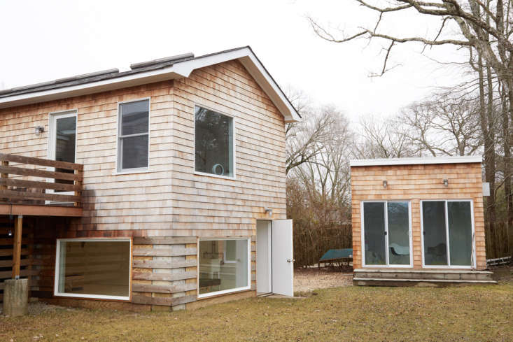 maya had the shed built several years ago as her studio—&#8\2\2\1;it& 32