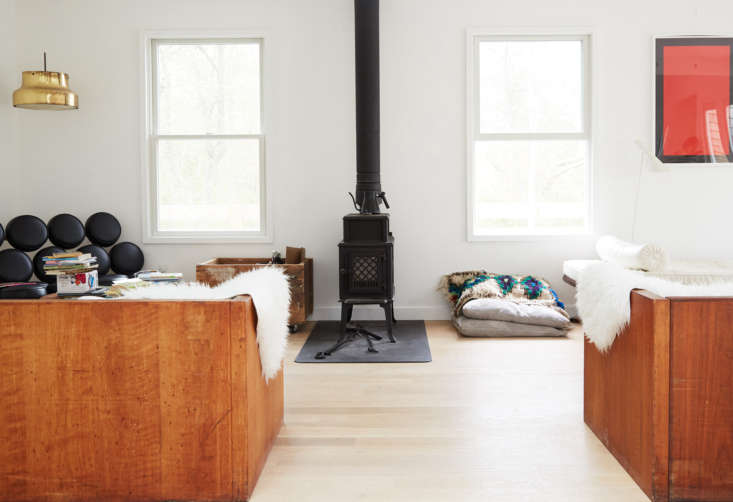 the pair of donald judd style daybeds came from live auctioneers, an online auc 11