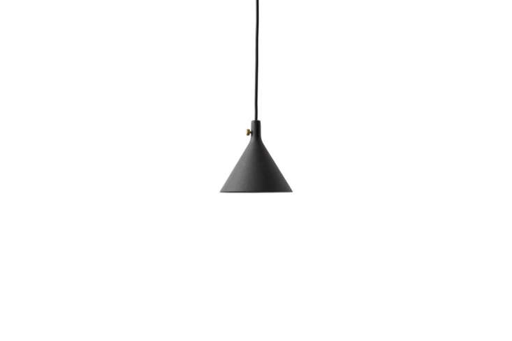 Steal This Look Ensuite Bath Alcove in a London Renovation The Cast Pendant Light Shape \1 by Tom Chung & Hordan Murphy for Menu is £89.95 at SCP.
