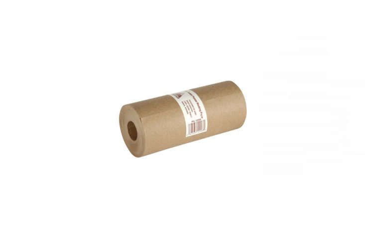 rolls of brown paper can be used for lining shelves, wrapping gifts, covering t 30