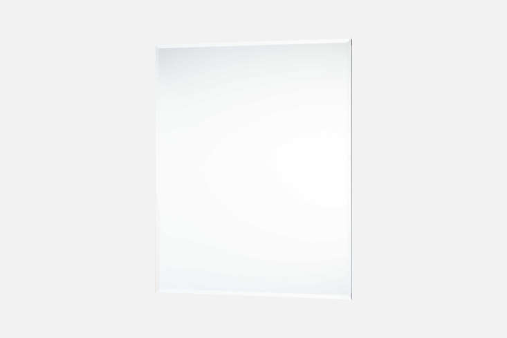 The Acwel Surface-Mount Medicine Cabinet is a modern option with an all-mirror front. It&#8