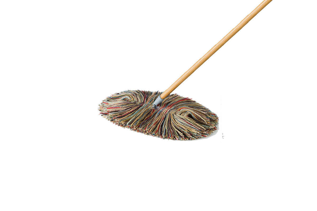 The Wooly Mammoth Dust Mop is $48.95 from Amazon.