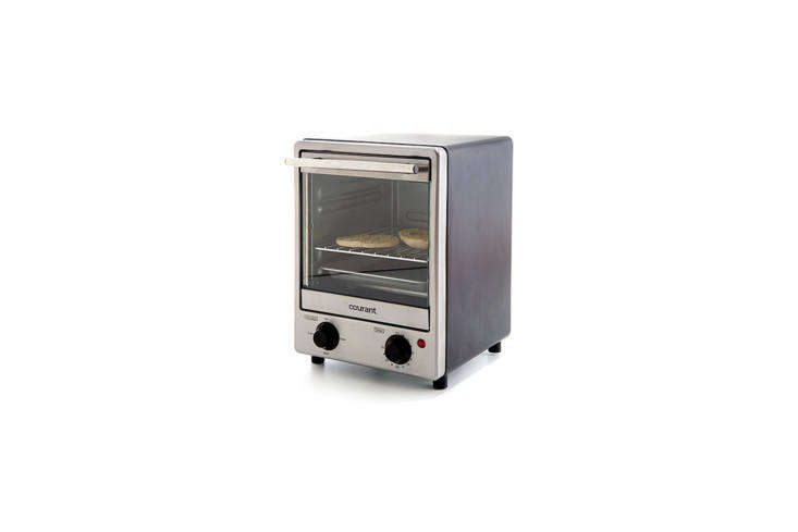 The straightforwardCourant Stainless Steel Toaster Oven is loading=