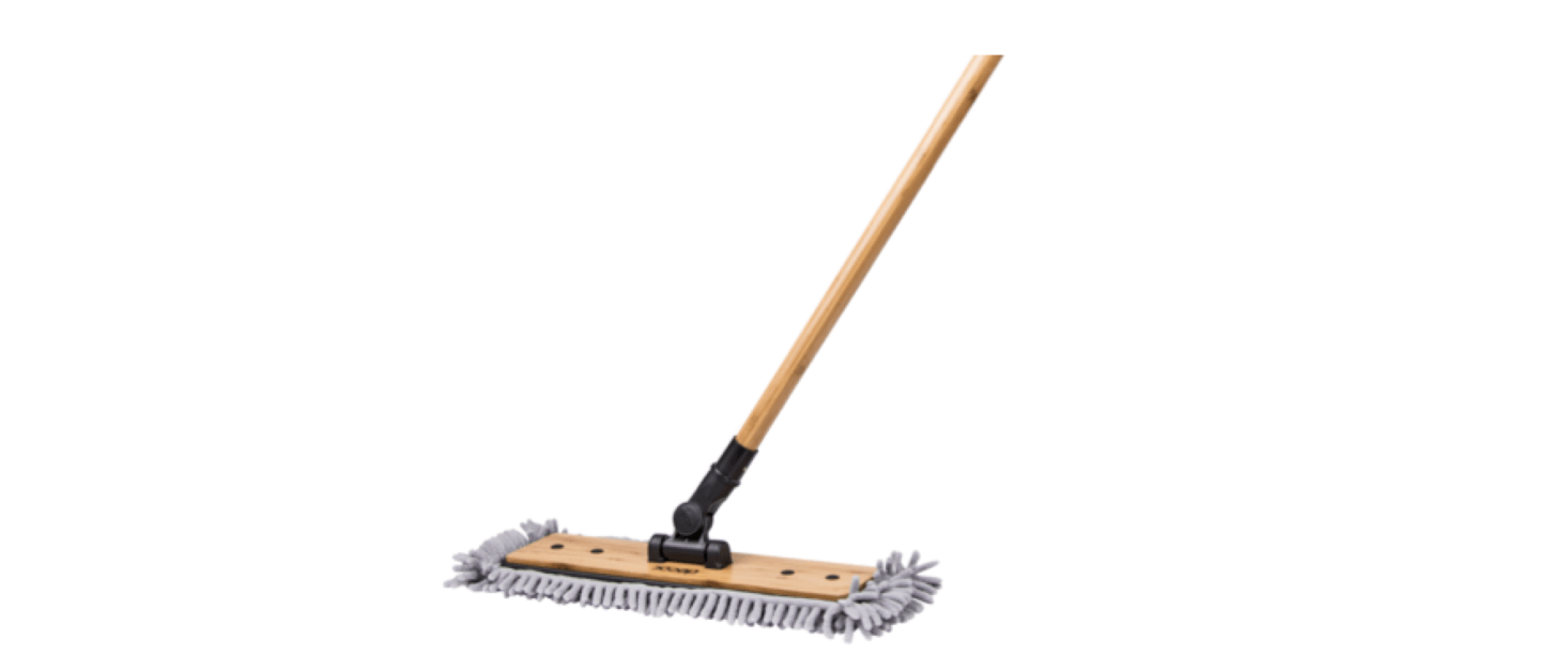 The Decor Bamboo Damp and Dry Mop is AU $35.