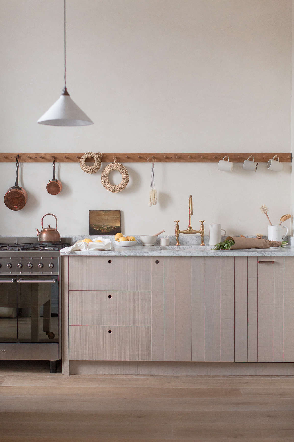 At Home And Work With The Nina Plummer Of Online Interiors Store Ingredients Ldn