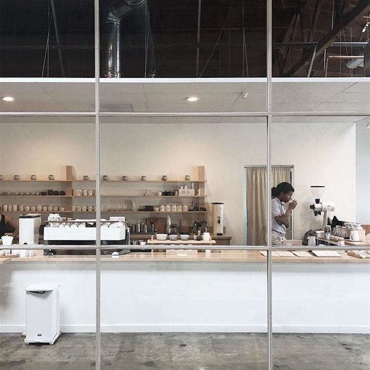 the arts district location is large enough to include a roastery. (for a simila 14