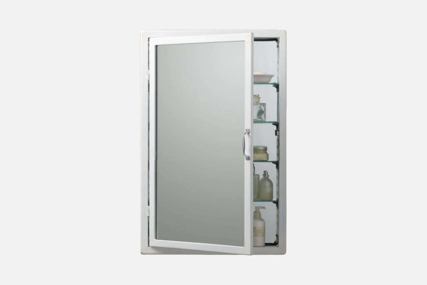 10 Easy Pieces Surface Mount Mirrored Medicine Cabinets Remodelista