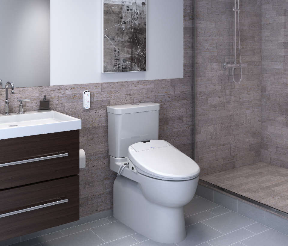 The Swash bidet seats only require access to your toilet&#8