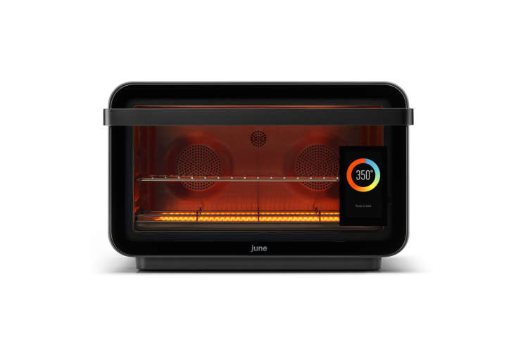 the june oven (\$599) is seven appliances in one: a convection oven, air fryer, 9