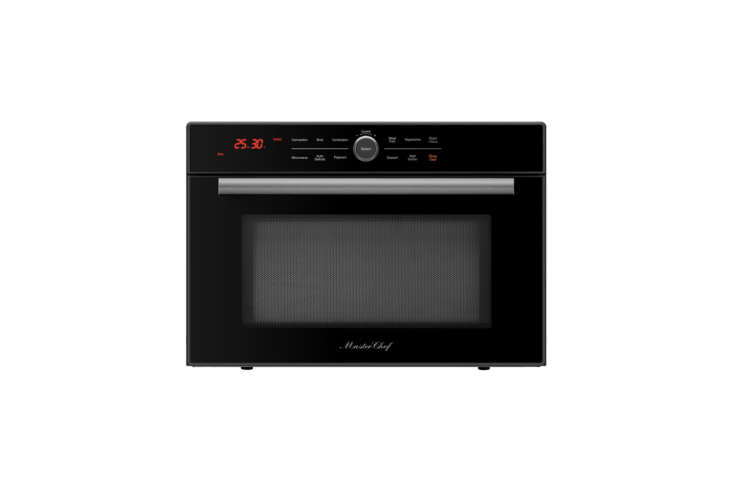 We learned about the Master Chef 5 Ovens in loading=