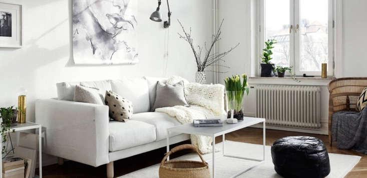 Slipcovers for the Norsborg sofa start at€9.00.