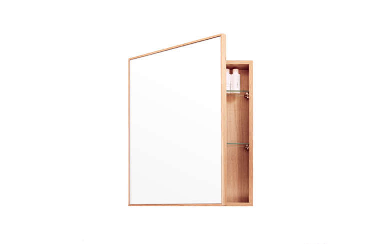 One of our favorites is the Wireworks Slimline 550 Cabinet designed by Lincoln Rivers with a slim oak frame edge for £0 at TwentyTwentyOne. For a look at the cabinet in-situ seeA Star Is Born: A Rehabbed London Maisonette from a Newly Minted Designer, High/Low Secrets Included. (It&#8