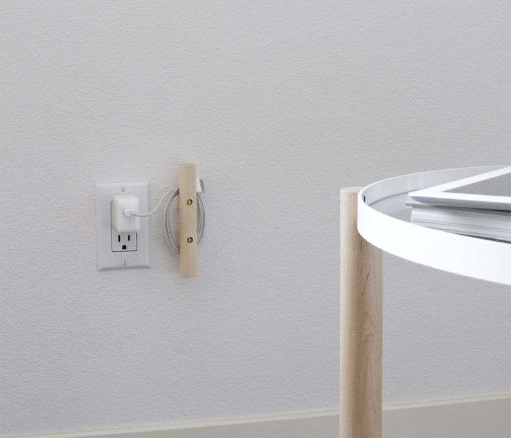 and, a multi disciplinary product that makes for elegant cord maintenance ina 11
