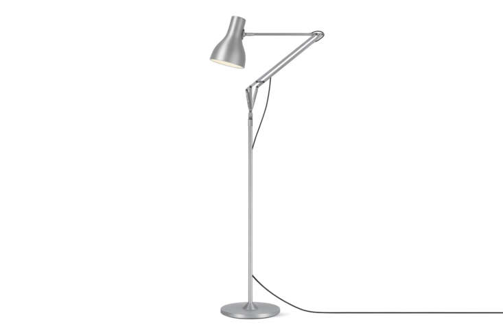 The Type 75 Floor Lamp designed by Sir Kenneth Grange for Anglepoise is an all-time classic updated from the brand&#8