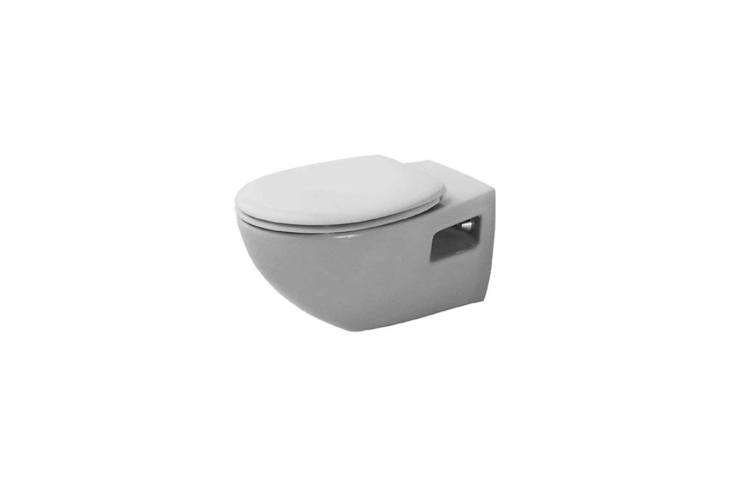 the duravit wall mounted colomba toilet is typically \$\290 but is on sale at p 20