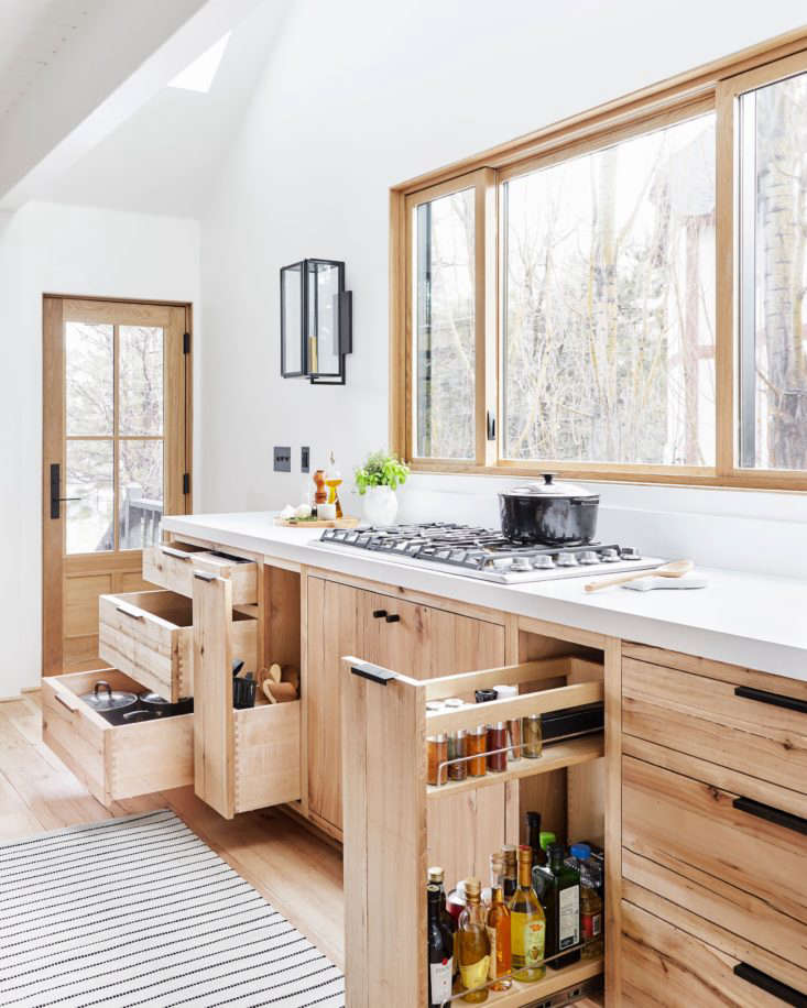 the kitchen in design darling emily henderson&#8\2\17;s scandi inspired wee 9