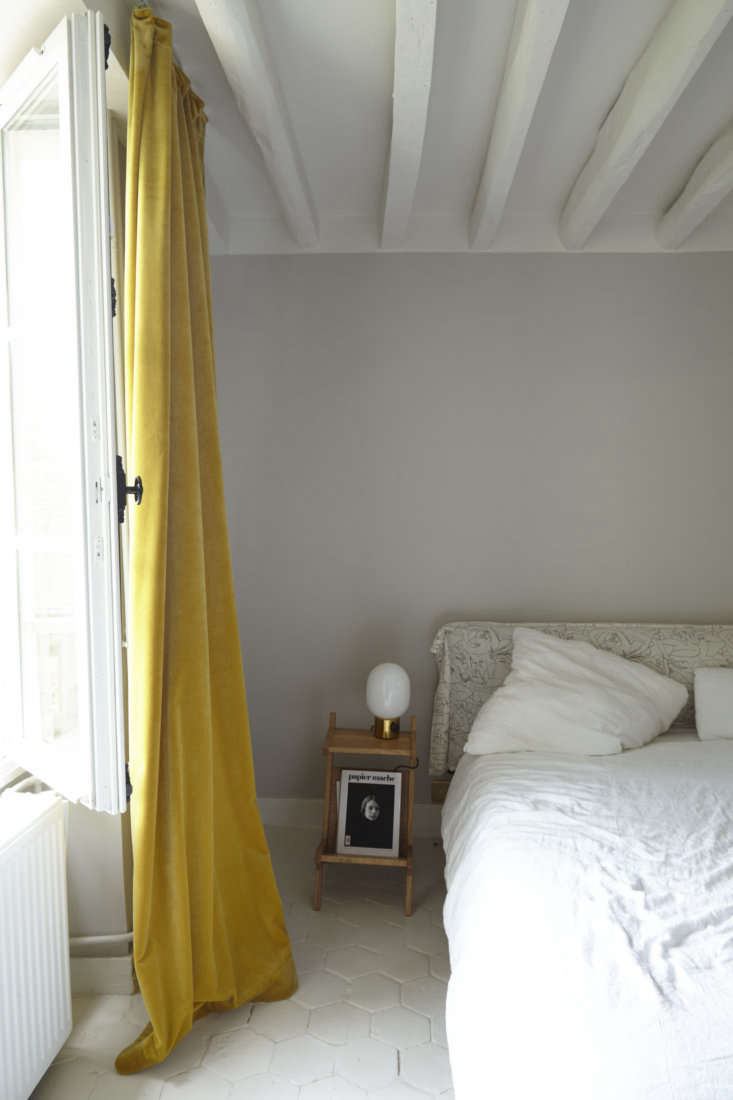 &#8\2\20;our bedroom is designed with textiles from my favorite label, pier 19