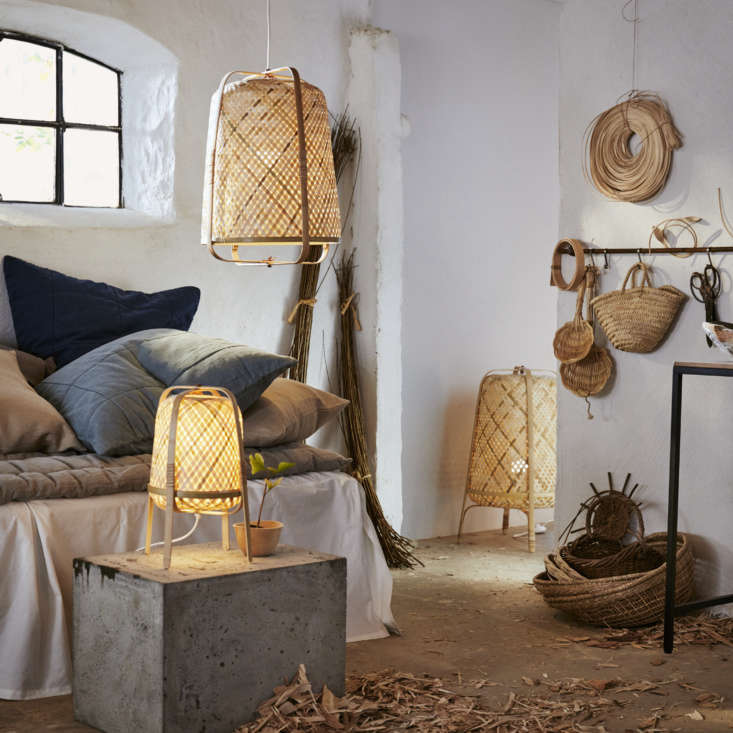 all of us on the remodelista team are admiring the trio of knixhult lamps, avai 9