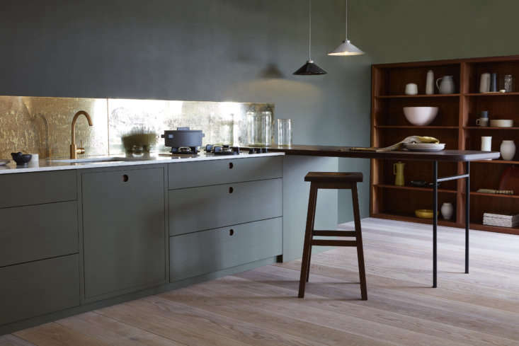 the walls and cabinets—with naked kitchen&#8\2\17;s slabdoors and cutou 9