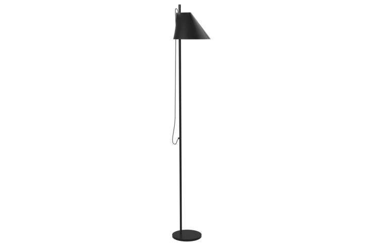 The Yuh Floor Lamp designed byLouis Poulsen has a shade that pivots and rotates and an LED light that dims down to -percent. Designed in Denmark from die cast aluminum, the lamp is $764 at Horne.