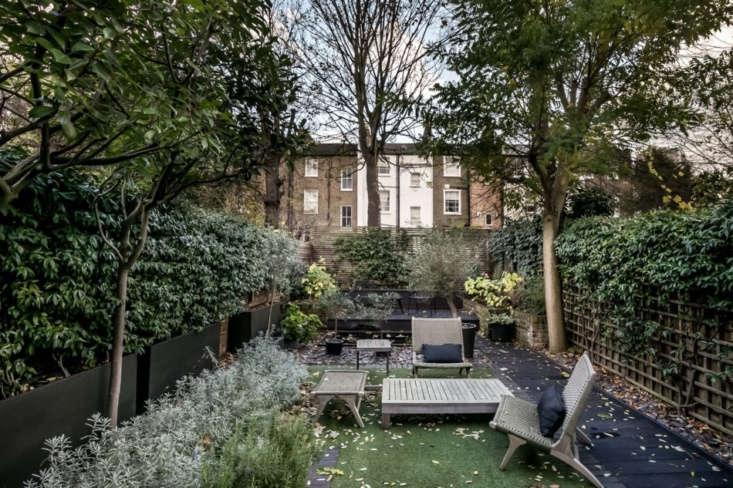 the back garden. 14