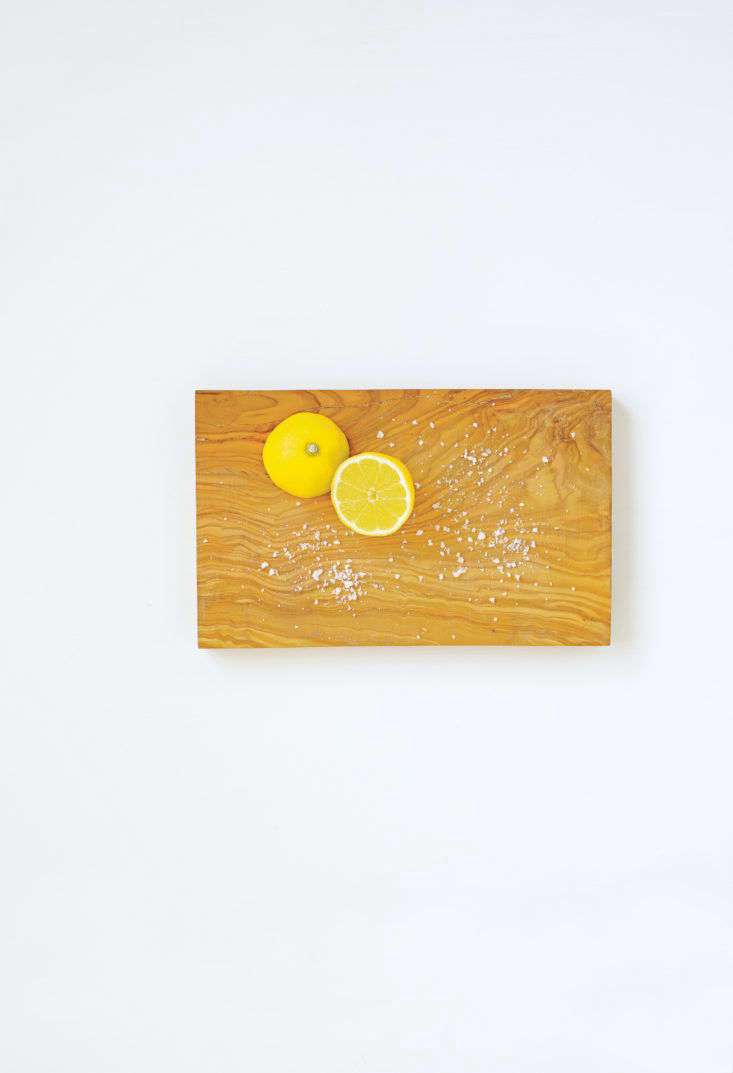 natural home cleaning chopping board cleaner 12