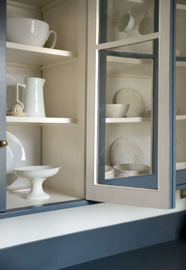 Justine Hand pantry cabinets