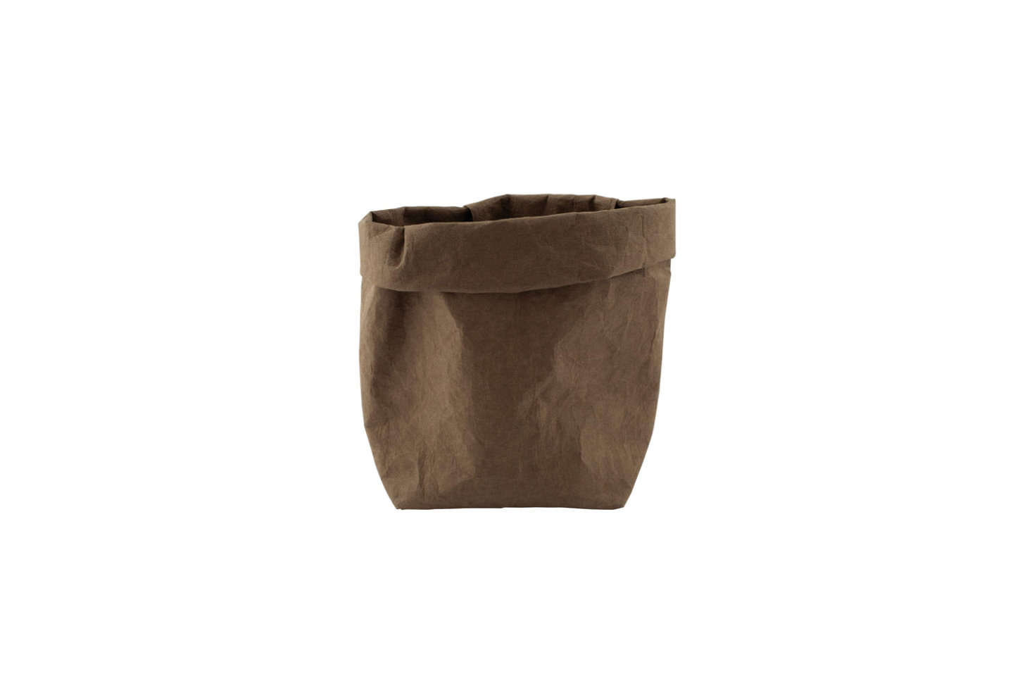 It looks like a leather bag, sort of, but it&#8