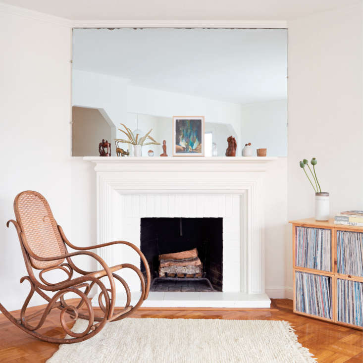 Required Reading Abode by the Owners of General Store in San Francisco A fireplace is an opportunity for vignettes.