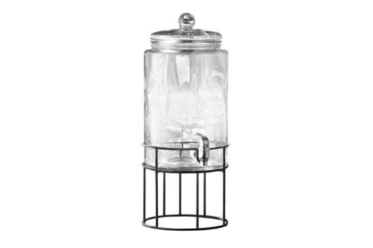 The Charlton Home Foreman Beverage Dispenser is $38.99 at Wayfair.