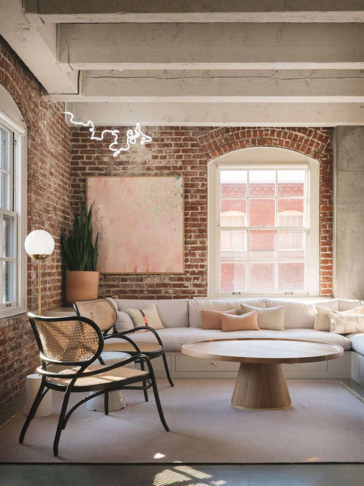 living room in pearl street loft by jessica helgerson interior design, photogra 13