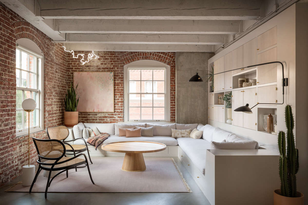 What's Old Is New: A Pearl District Loft in Portland Gets a New Shell - Remodelista