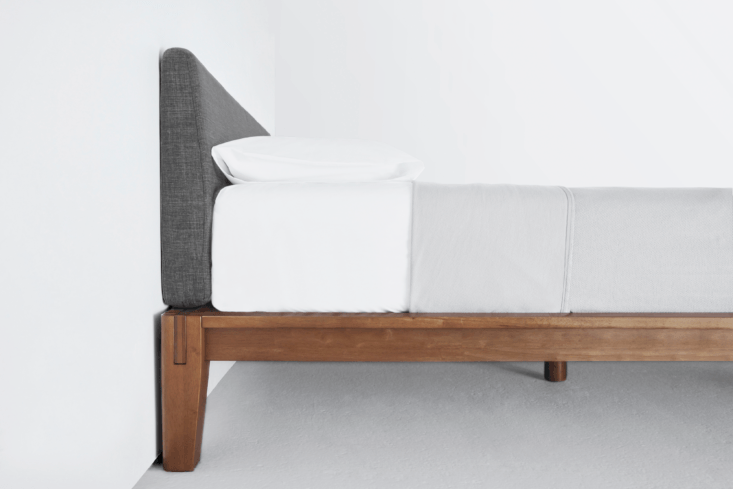 the pieces that make up the bed are designed to fit together during shipping, w 13