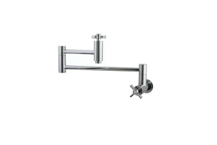 The Kingston Brass Millenium Pot Filler Faucet (KS8loading=